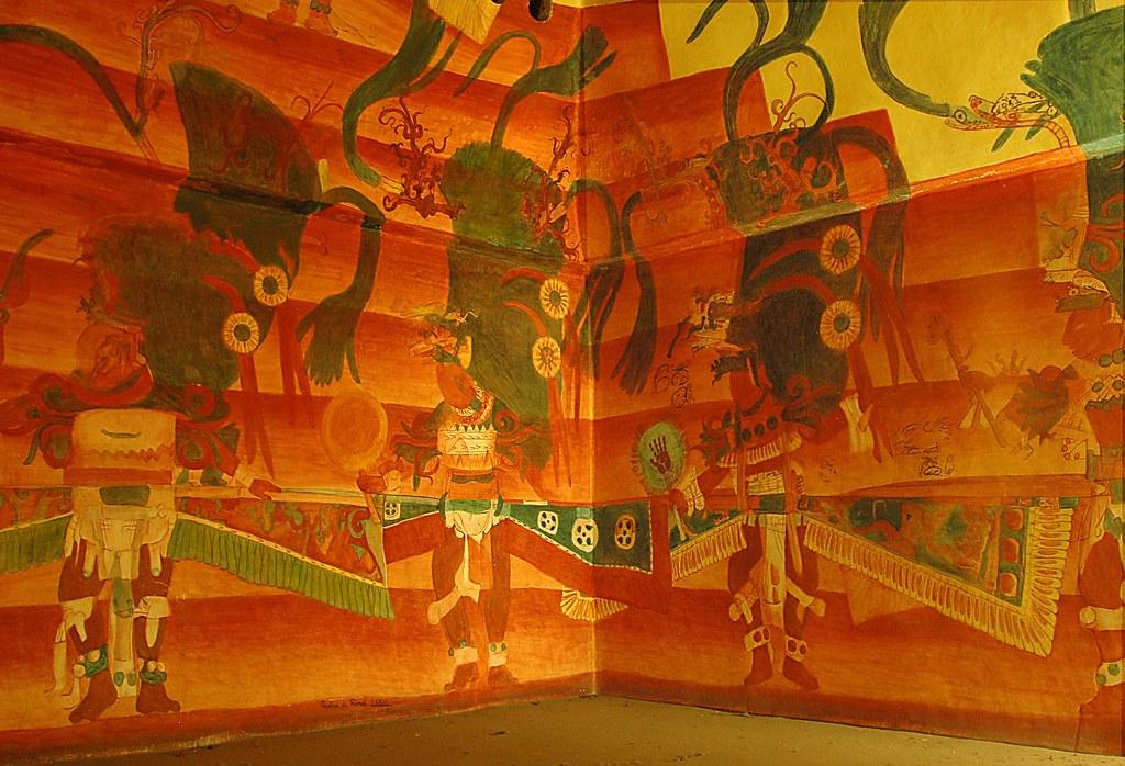 Enfocado 39 s most interesting flickr photos picssr for El mural de bonampak