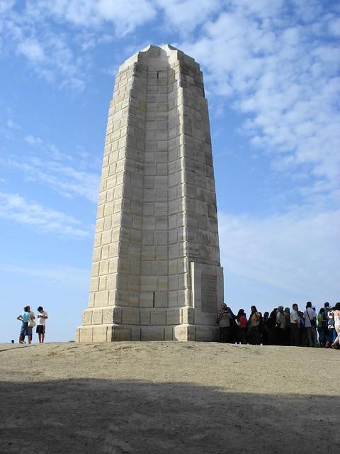 The New Zealand Monument, Chunuk Bair, Gallipoli  Flickr ...