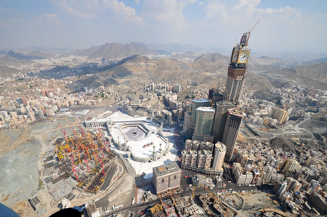 They will make their final circulation of the Kaaba, in what is known as the Farewell Tawaf before heading back to their respective homes across the globe.