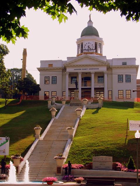 Summer Bucket List >> Jackson Co. Courthouse - Sylva, NC | Flickr - Photo Sharing!
