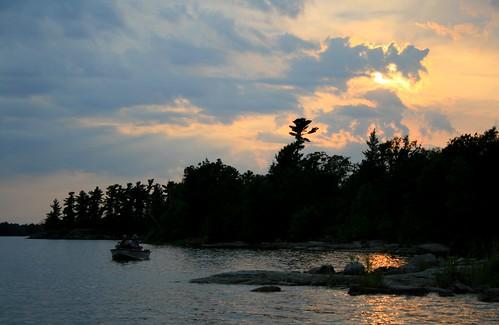 sunset canada