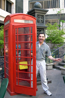 Phone Booth, Seattle, Washington