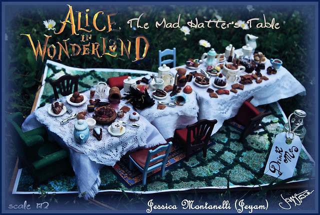 The Mad Hatter's Table