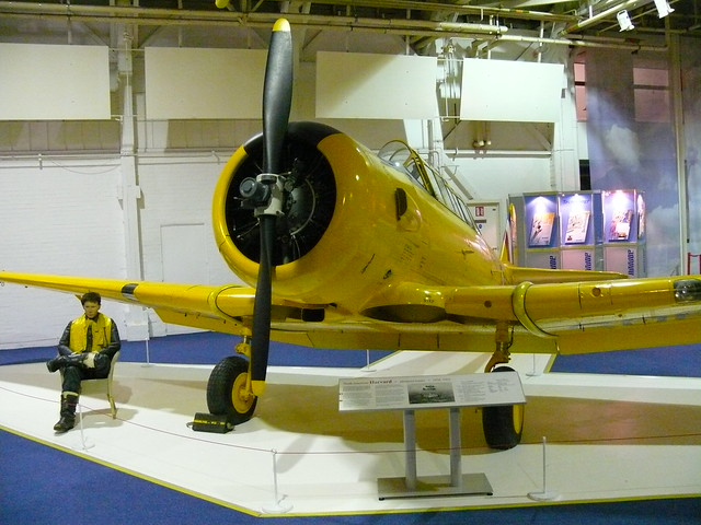 North American (Noorduyn) T-6 /AT-16 Harvard Mk2B