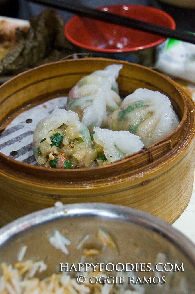 Dimsum from Tim Ho Wan