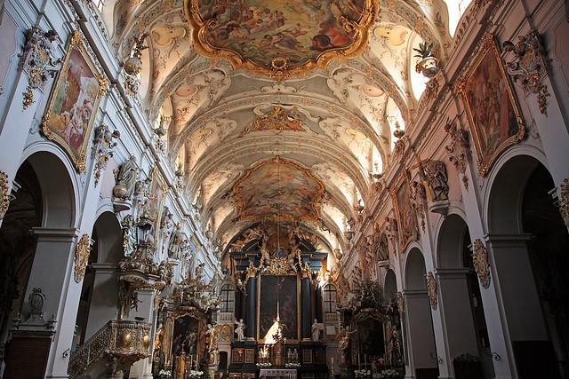 Basilika St Emmeram