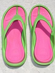 footwear, sandal, flip-flops, slipper, pink,