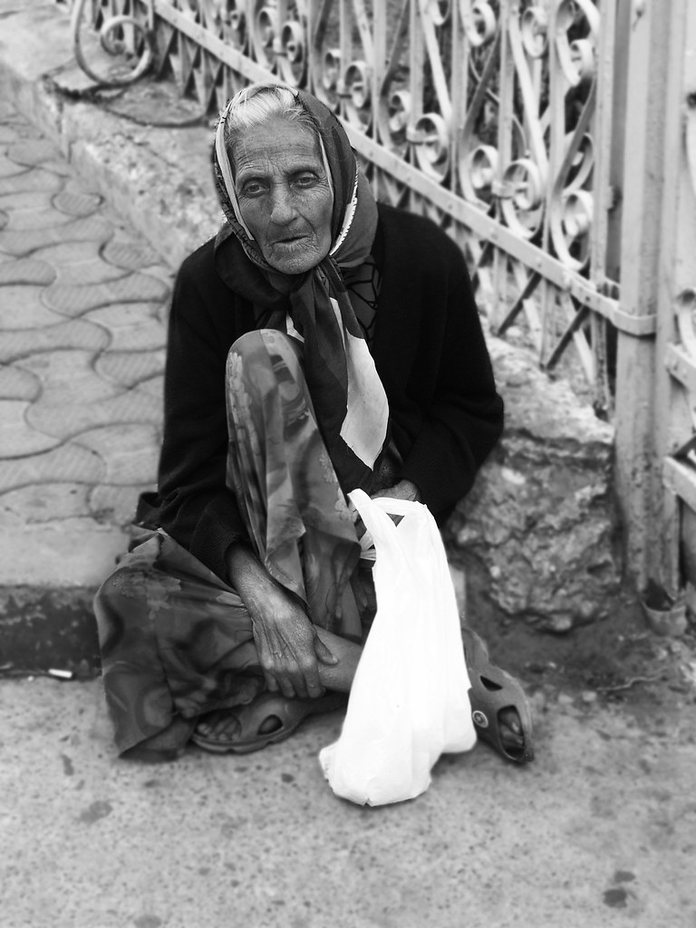 Image of: Lonely Flickr Poor Old People Ovidiudalcu Flickr