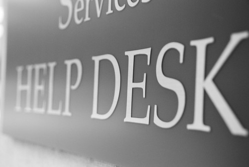 Help Desk and Marketing