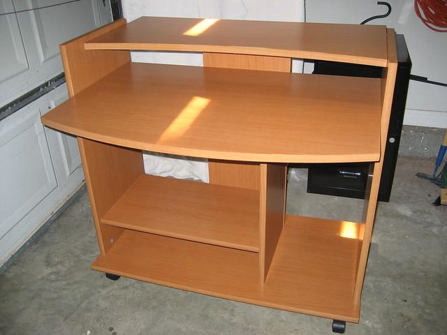 computer desk for sale flickr photo sharing. Black Bedroom Furniture Sets. Home Design Ideas