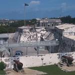 Image of Fort Charlotte near Nassau. vacation fort military historic bahamas nassau 2007 fortcharlotte