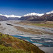 Rakaia River from Double Hill