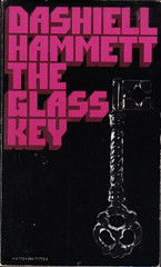 The Glass Key by Dashiell Hammett (1931)