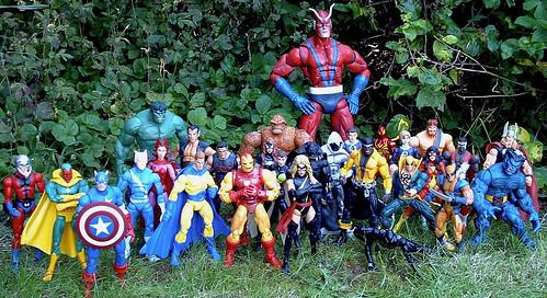(Tiny) Avengers Assemble!