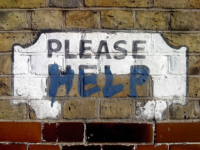 Please Help from Flickr via Wylio