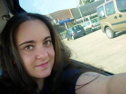 Waiting for my boyfriend