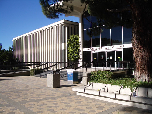 Photo: Pomona City Hall