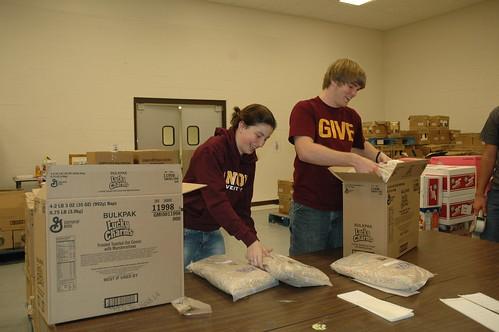 GU GIVE Day 2009 (5)