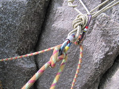 bungee cord, knot, rope,