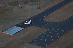 Aerial View_Preparing for take off_Photo by Mark Greenberg