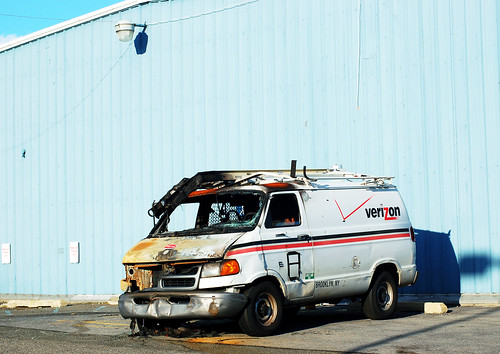 Verizon Van, Gowanus