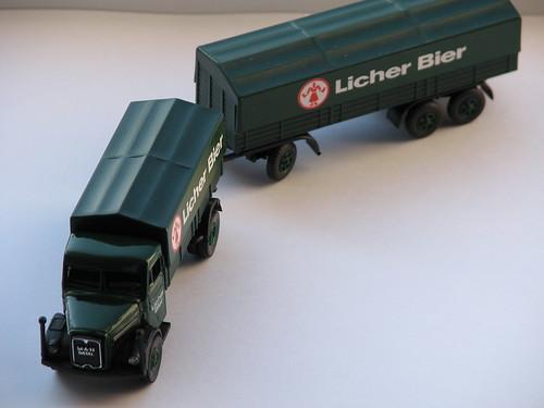 Licher Oldtimer-Minitruck
