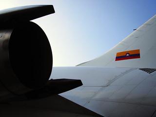 Colombian Aircraft from Aero República