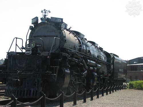 steamlocomotive 4012 scrantonpa unionpacificrailroad steamtownnationalhistoricsite 4884 unionpacificbigboy