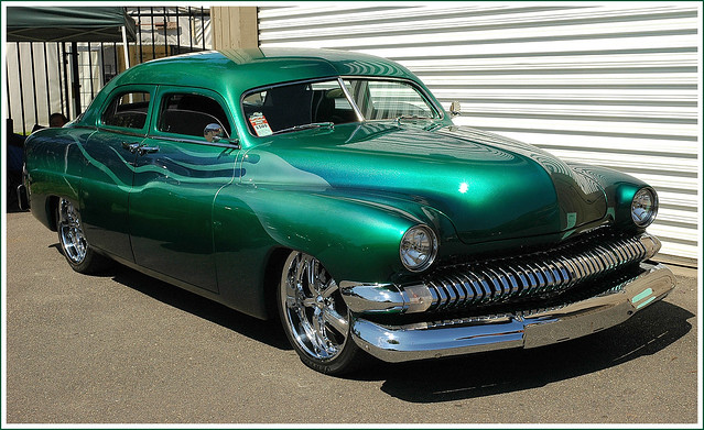 1951 Mercury 4Dr Sedan