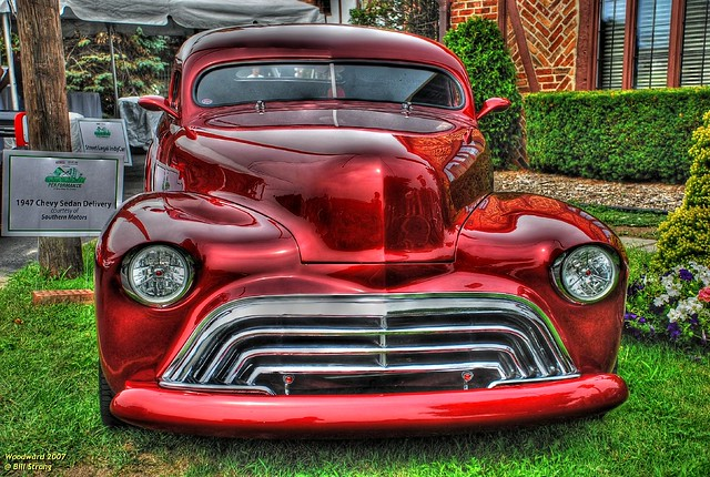 47 Chevy Sedan Delivery