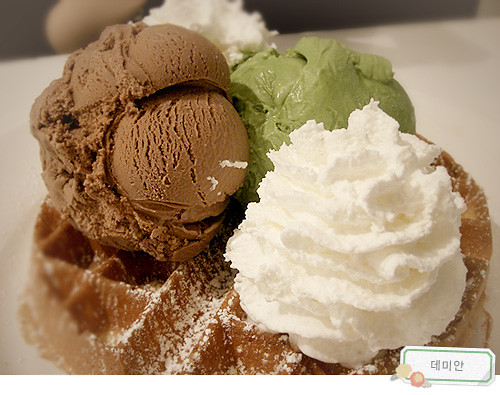 Haagendazs icecream waffle by demianpop