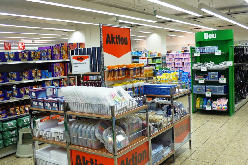 Migros Supermarket Langendorf