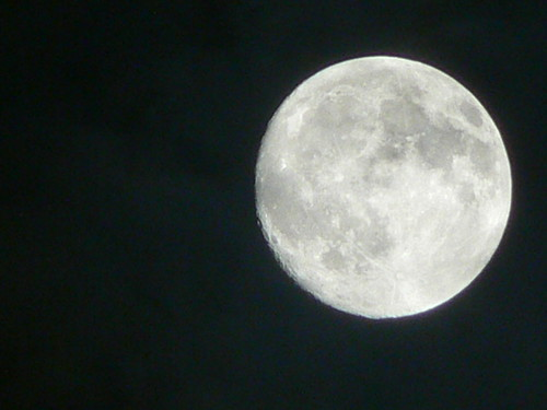 My 1st Full Moon Pic In China