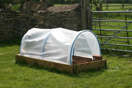 DIY Polytunnel