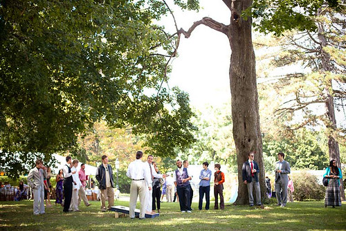 Tronolone Wedding at Snug Harbor by Shannon Roddy