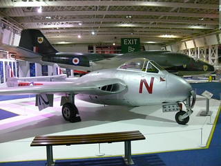De Havilland DH 100 Vampire F.3