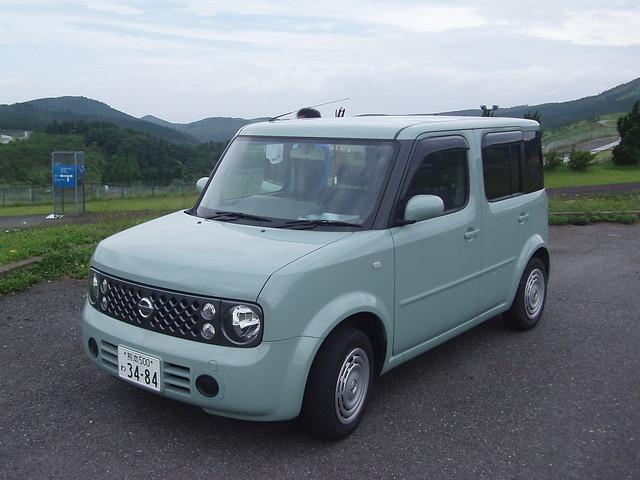 Nissan Box Car