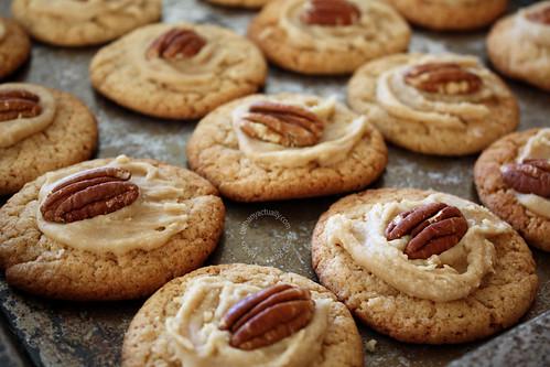 mmm, praline cookies...