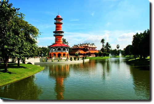 Summer Royal Palace ( Ayutthaya - Thailand)