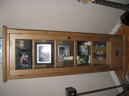 Markor Bookcase Ikea Ikea Markor Curio With Glass