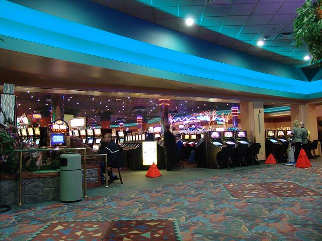 Spirit mountain casino grand ronde