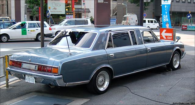 Toyota Century Limo | Flickr - Photo Sharing!