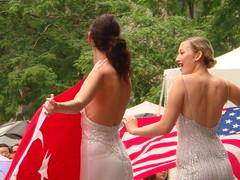 Miss Turkey and Friends