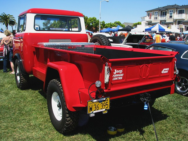 1960 Willys Jeep Fc 170 C O E Truck W 36 395 3 Flickr