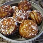 Bild zu Rezept  ©Æbleskiver - Apfelkrapfen  - Apple Dumplings
