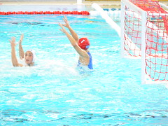 water polo, swimming pool, swimming, sports, recreation, leisure, swimmer, water sport,