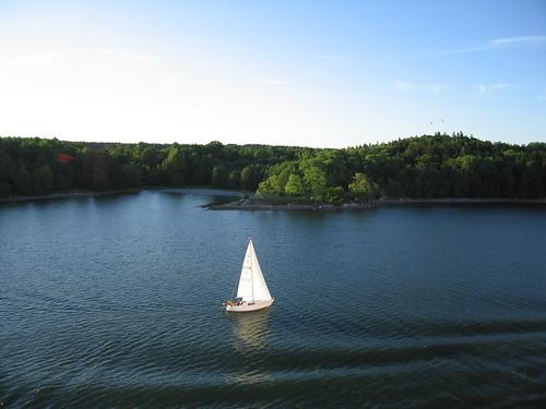 sailboat sweden tallink