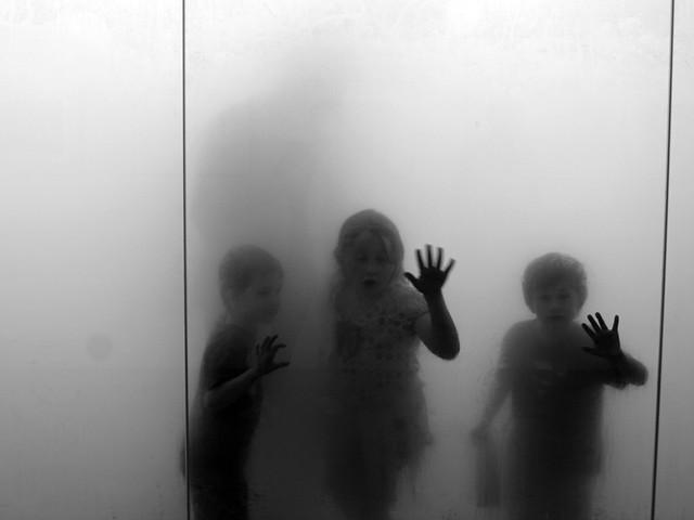 Exhibition Light D Model : Quot antony gormley blind light exhibition flickr photo