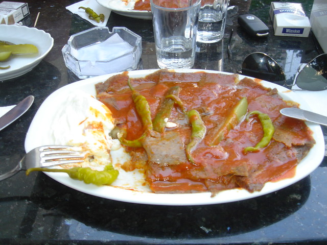 Traditional turkish food flickr photo sharing for Authentic turkish cuisine