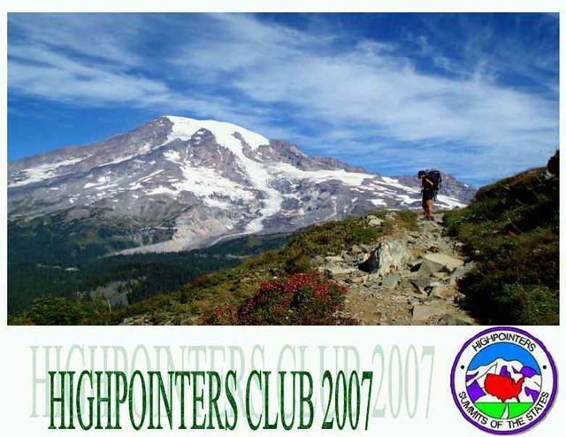 2007 Highpointers Calendar